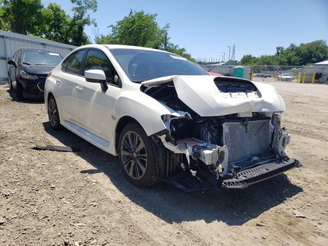 Subaru WRX salvage cars for sale: 2020 Subaru WRX