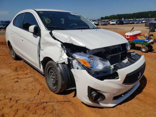 Vehiculos salvage en venta de Copart Longview, TX: 2020 Mitsubishi Mirage G4