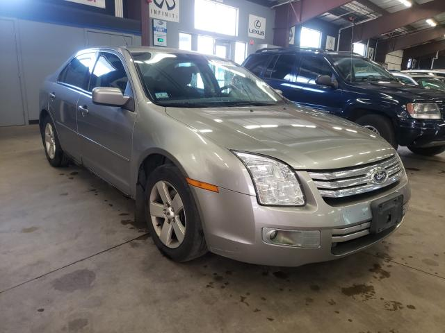 Salvage cars for sale from Copart East Granby, CT: 2009 Ford Fusion SE