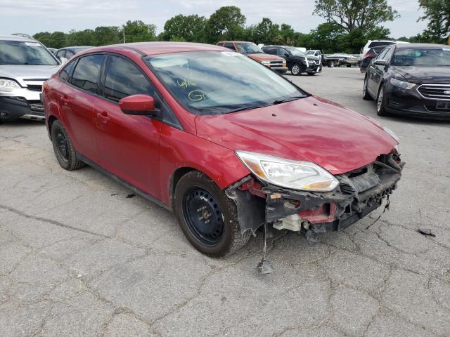 Vehiculos salvage en venta de Copart Rogersville, MO: 2012 Ford Focus SE