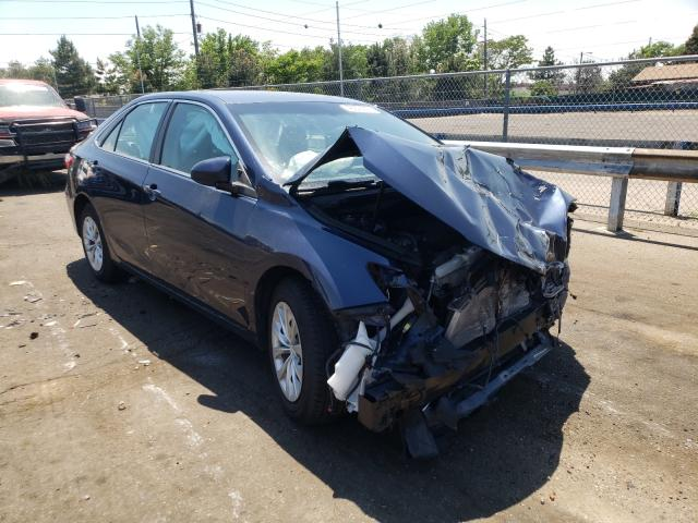 2015 TOYOTA CAMRY LE 4T4BF1FK4FR466376