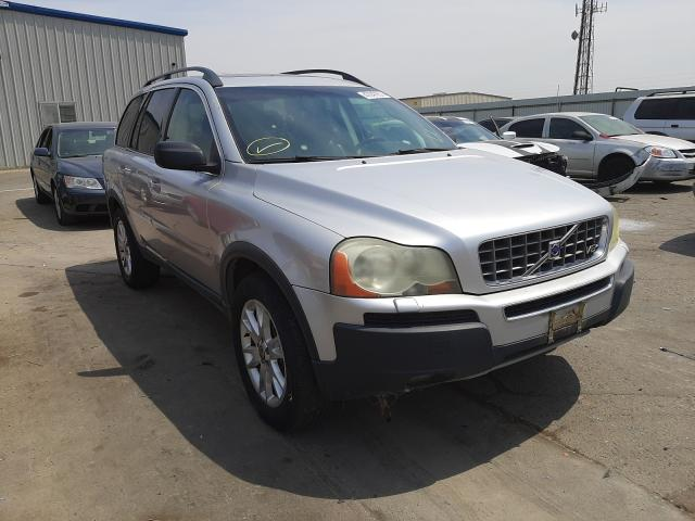 Salvage cars for sale from Copart Fresno, CA: 2005 Volvo XC90 V8
