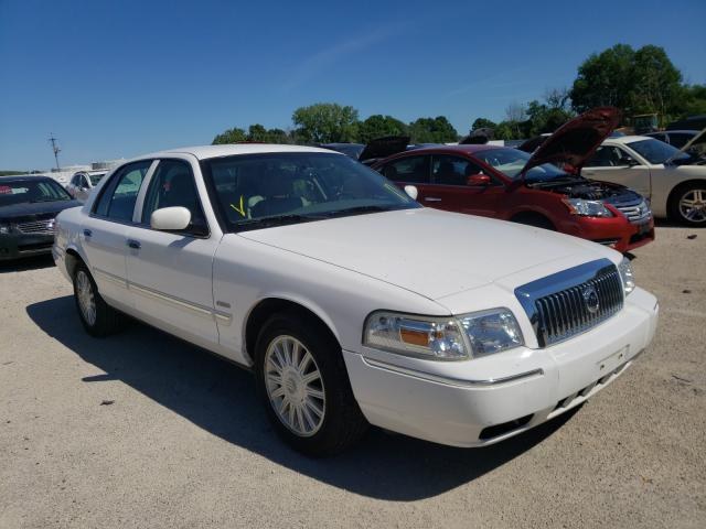 Salvage cars for sale from Copart Milwaukee, WI: 2009 Mercury Grand Marq