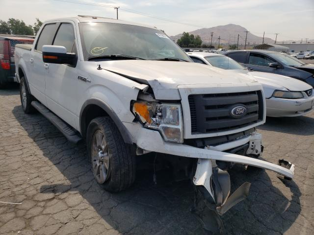 Salvage cars for sale from Copart Colton, CA: 2010 Ford F150 Super