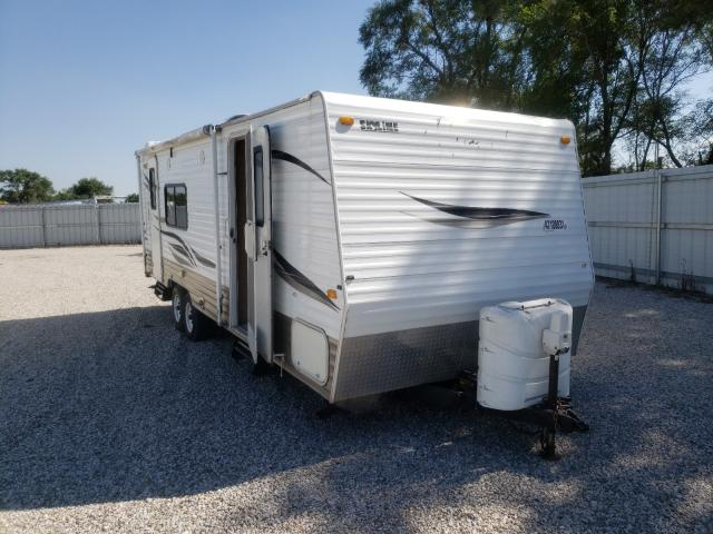 Salvage cars for sale from Copart Wichita, KS: 2009 Skyline Trailer
