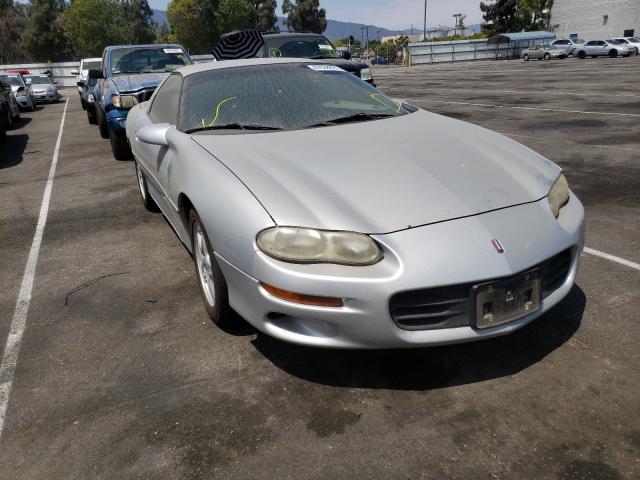 Chevrolet Camaro salvage cars for sale: 1998 Chevrolet Camaro