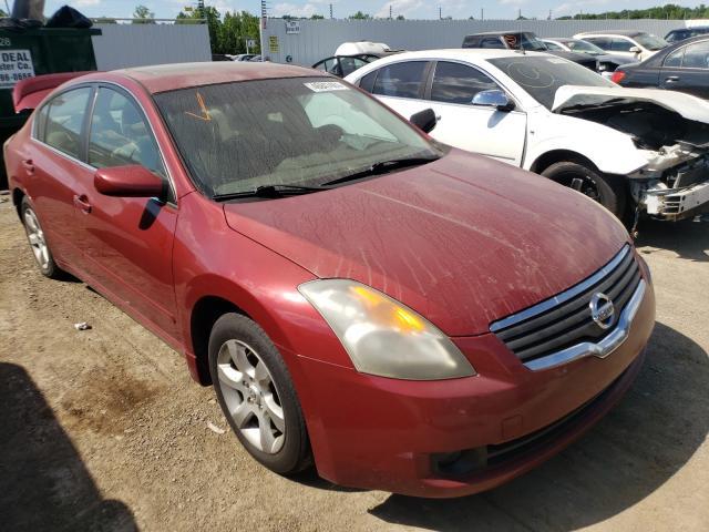 Vehiculos salvage en venta de Copart Louisville, KY: 2007 Nissan Altima 2.5