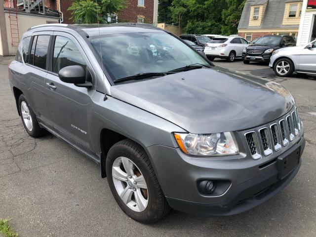 Jeep Compass salvage cars for sale: 2012 Jeep Compass