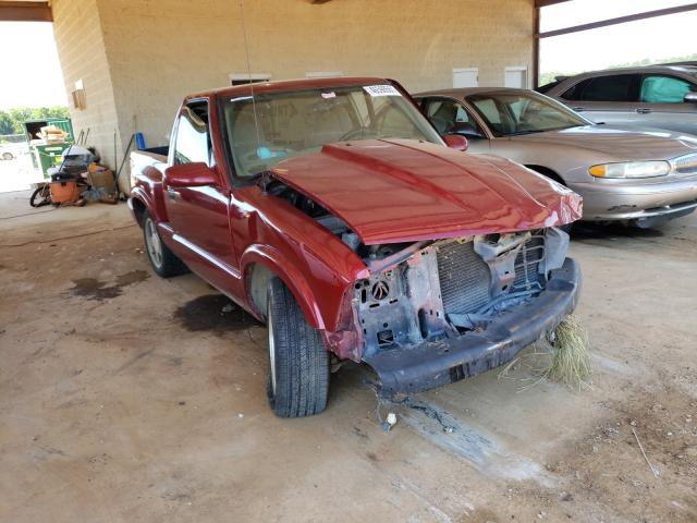 Salvage cars for sale from Copart Tanner, AL: 2000 GMC Sonoma