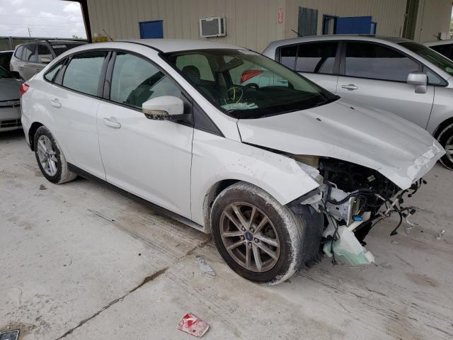 Salvage cars for sale from Copart Homestead, FL: 2015 Ford Focus SE