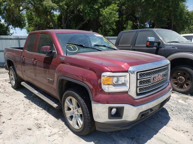 Salvage cars for sale from Copart Corpus Christi, TX: 2014 GMC Sierra K15