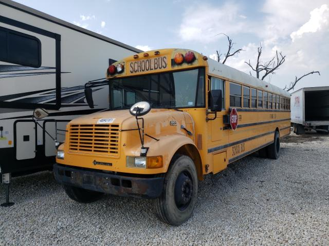 1999 BLUEBIRD  SCHOOL BUS