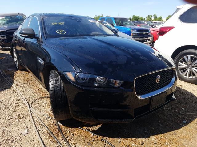 Jaguar Vehiculos salvage en venta: 2017 Jaguar XE