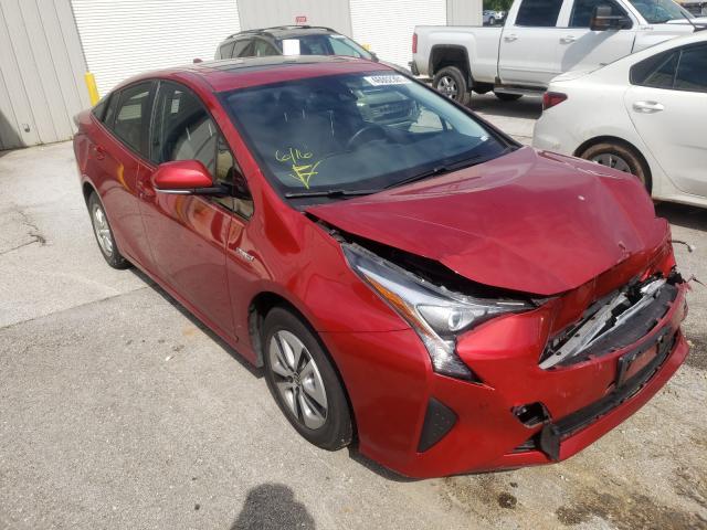 Vehiculos salvage en venta de Copart Rogersville, MO: 2018 Toyota Prius