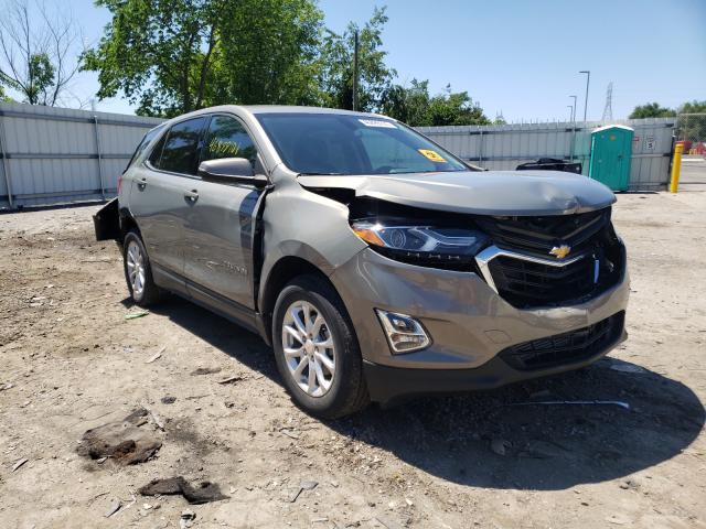 Vehiculos salvage en venta de Copart West Mifflin, PA: 2018 Chevrolet Equinox LT