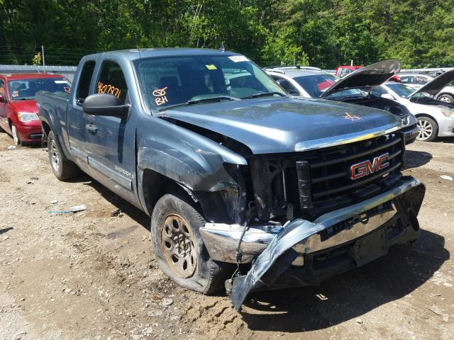 Salvage cars for sale from Copart Lyman, ME: 2007 GMC New Sierra