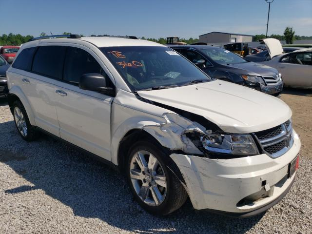 Salvage cars for sale from Copart Louisville, KY: 2015 Dodge Journey SE