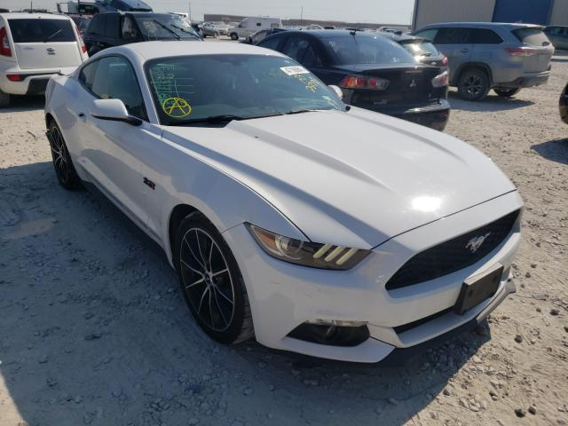 Salvage cars for sale from Copart Haslet, TX: 2016 Ford Mustang