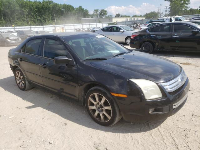 Salvage cars for sale from Copart Hampton, VA: 2006 Ford Fusion S