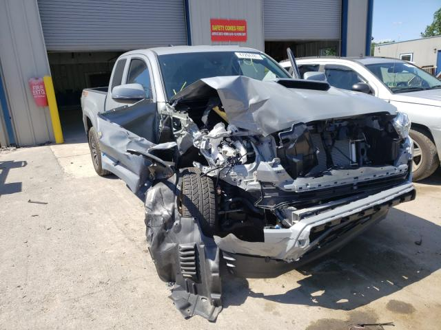 Salvage cars for sale from Copart Duryea, PA: 2021 Toyota Tacoma ACC