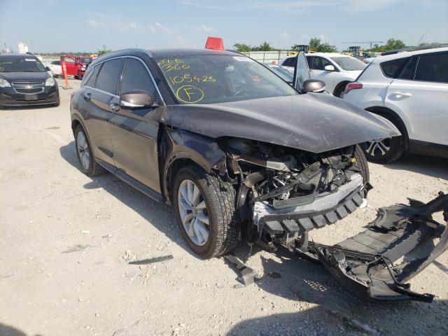 Vehiculos salvage en venta de Copart Kansas City, KS: 2019 Infiniti QX50 Essen