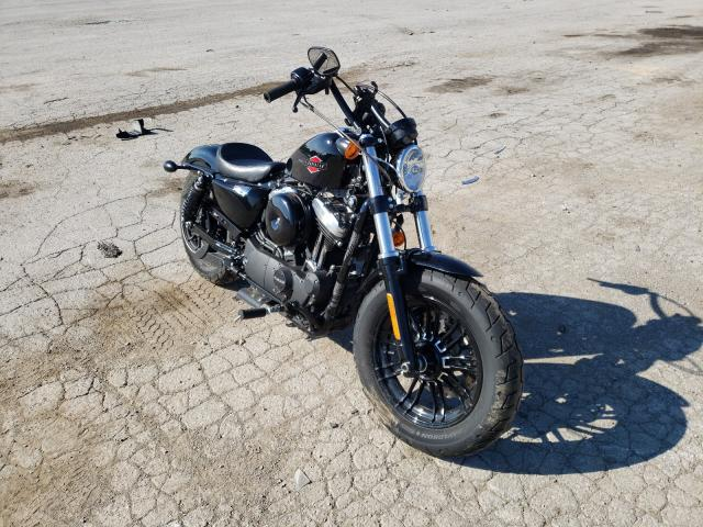 Salvage motorcycles for sale at Lexington, KY auction: 2020 Harley-Davidson XL1200 X