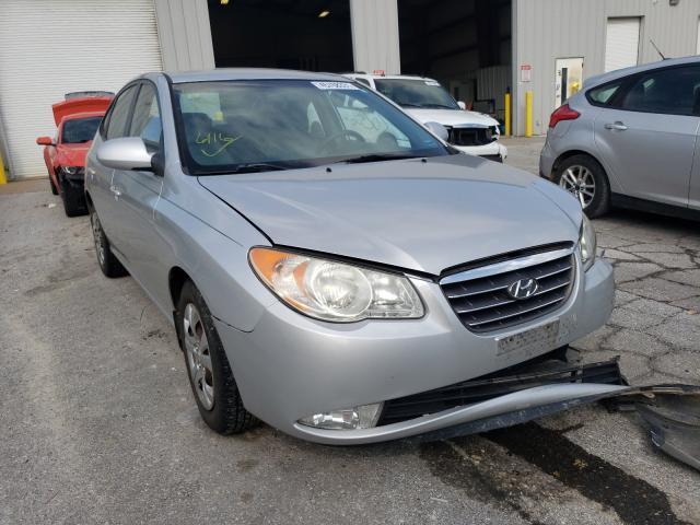 Vehiculos salvage en venta de Copart Rogersville, MO: 2009 Hyundai Elantra GL