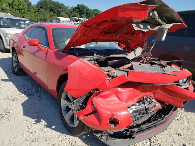 Dodge salvage cars for sale: 2019 Dodge Challenger