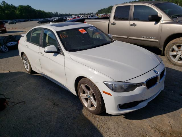 Salvage 2013 BMW 3 SERIES - Small image. Lot 45989681