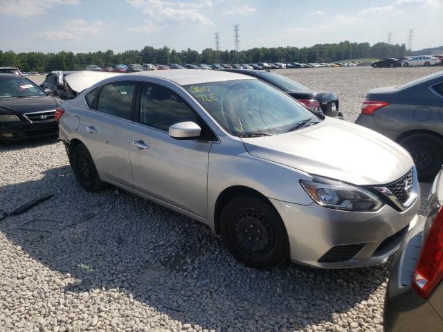 2016 Nissan Sentra S en venta en Memphis, TN