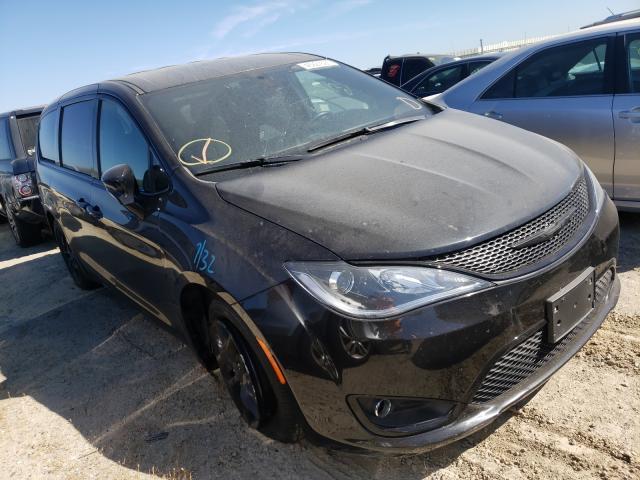 Chrysler Vehiculos salvage en venta: 2019 Chrysler Pacifica T