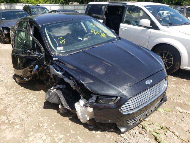 2015 Ford Fusion SE en venta en North Billerica, MA