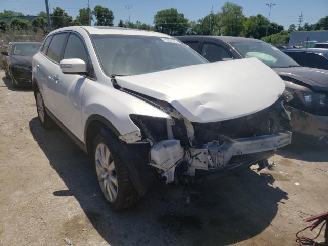Mazda CX-9 salvage cars for sale: 2008 Mazda CX-9