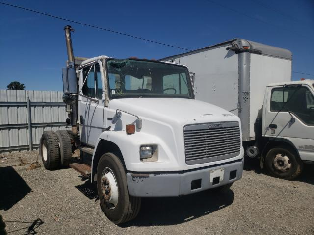 Freightliner Medium CON salvage cars for sale: 1996 Freightliner Medium CON