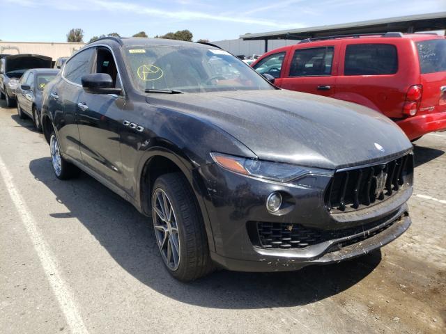 Maserati Levante S salvage cars for sale: 2017 Maserati Levante S