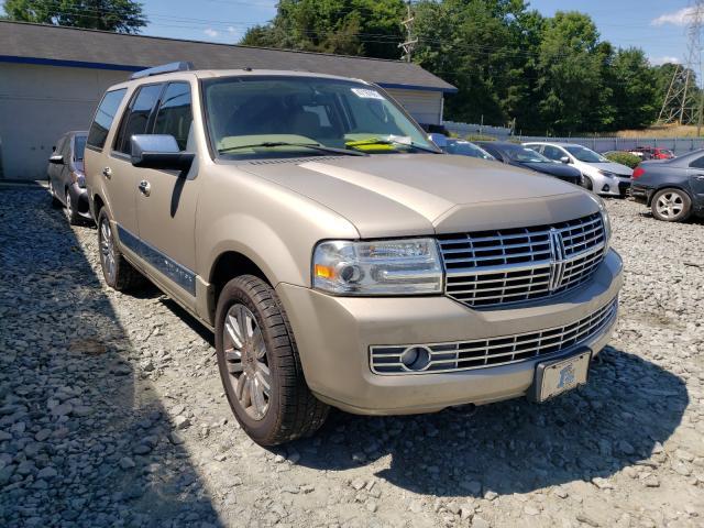 Lincoln Navigator salvage cars for sale: 2008 Lincoln Navigator