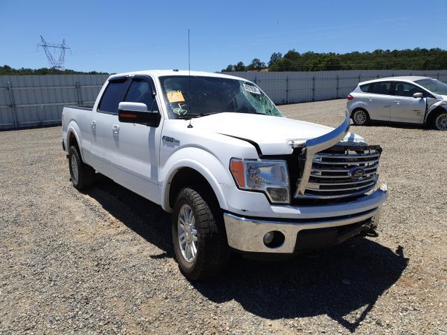 Vehiculos salvage en venta de Copart Anderson, CA: 2014 Ford F150 Super