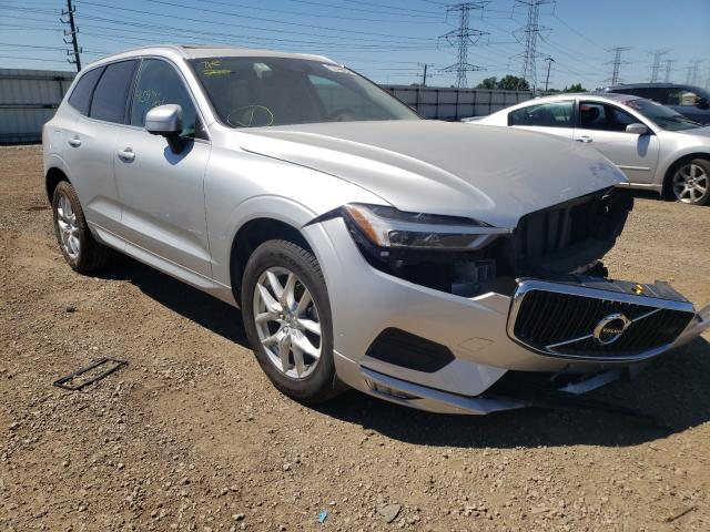 Salvage cars for sale from Copart Elgin, IL: 2021 Volvo XC60 T5 MO