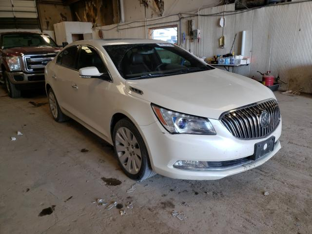 Salvage cars for sale from Copart Casper, WY: 2014 Buick Lacrosse P
