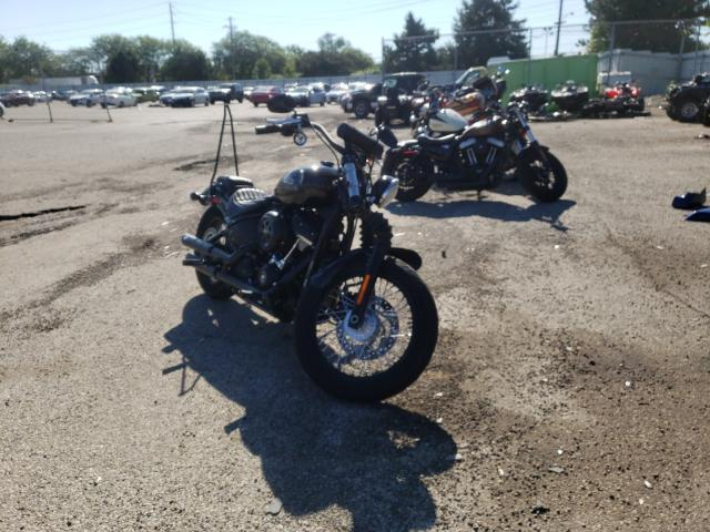 Salvage cars for sale from Copart Moraine, OH: 2019 Harley-Davidson Fxbb