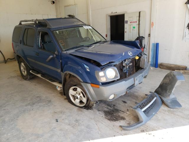 Nissan Vehiculos salvage en venta: 2004 Nissan Xterra XE