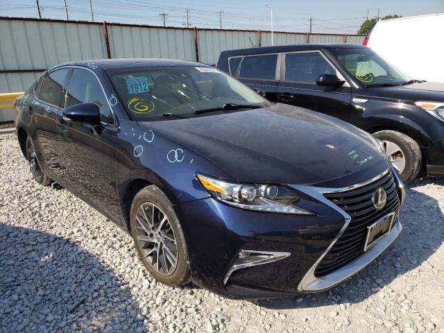 Salvage cars for sale from Copart Haslet, TX: 2017 Lexus ES 350