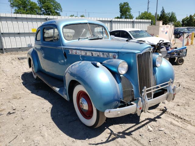 Salvage cars for sale from Copart Lansing, MI: 1940 Packard Coupe