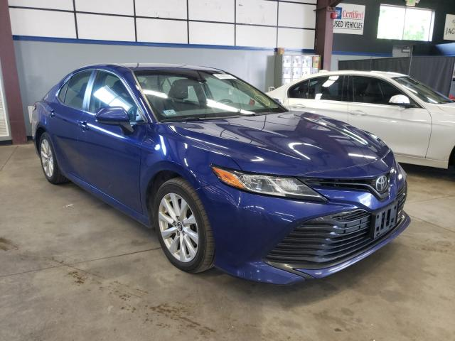 Salvage cars for sale from Copart East Granby, CT: 2018 Toyota Camry L