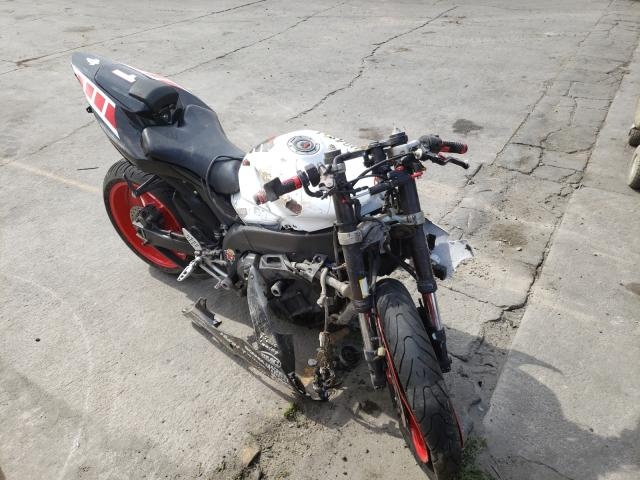 Salvage cars for sale from Copart Los Angeles, CA: 2004 Yamaha YZFR1 C