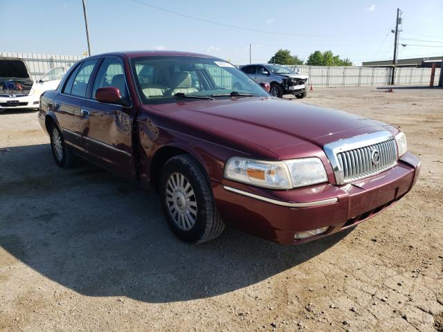 Mercury salvage cars for sale: 2007 Mercury Grand Marq