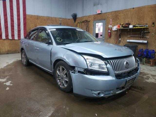 Salvage cars for sale from Copart Kincheloe, MI: 2009 Mercury Sable Premium
