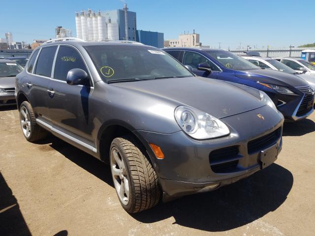 Porsche Vehiculos salvage en venta: 2005 Porsche Cayenne S