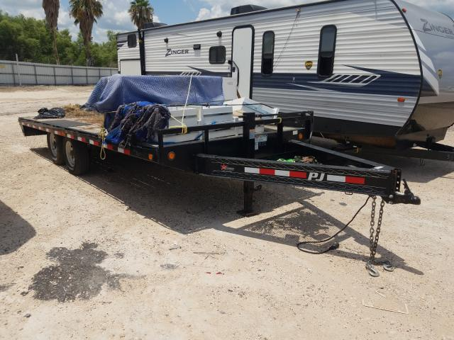 Salvage trucks for sale at Mercedes, TX auction: 2019 Utility Wheels
