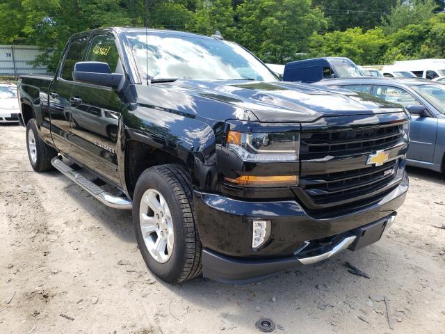 Salvage cars for sale from Copart Mendon, MA: 2017 Chevrolet Silverado